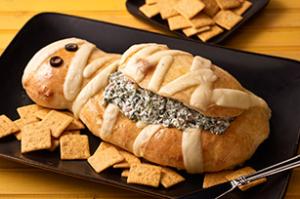 6 - Une autre version du pain aux pinard en momie