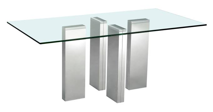table-en-verre